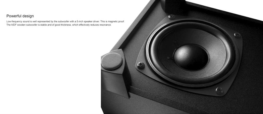 Edifier - Speaker - M1309BT - จุดเด่น