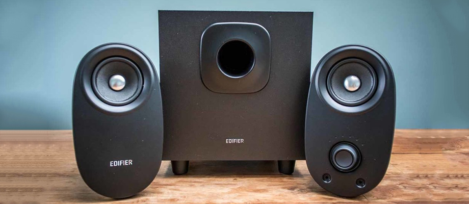 Edifier - Speaker - M1309BT - รีวิว