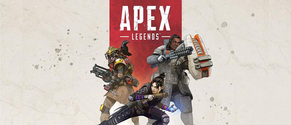 Live Stream Apex Legends