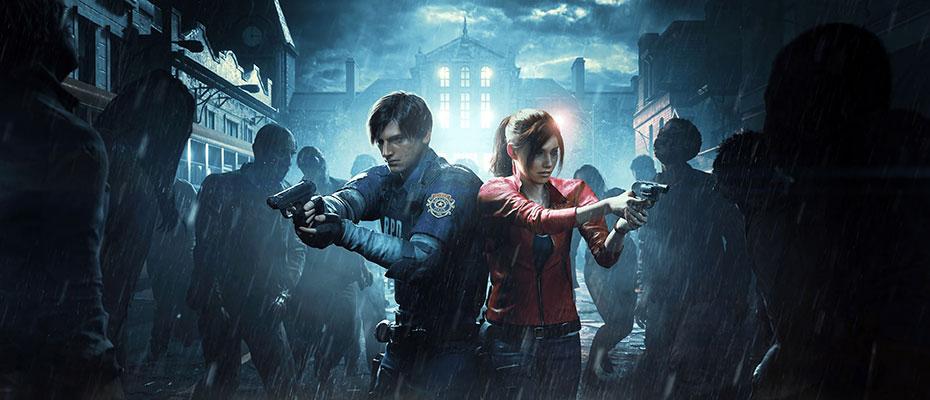 Live Stream Resident Evil 2