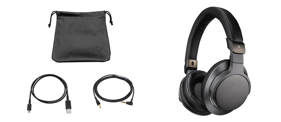 March 2019 - Audio Technica - Head Phone - AR5BT แกะกล่อง
