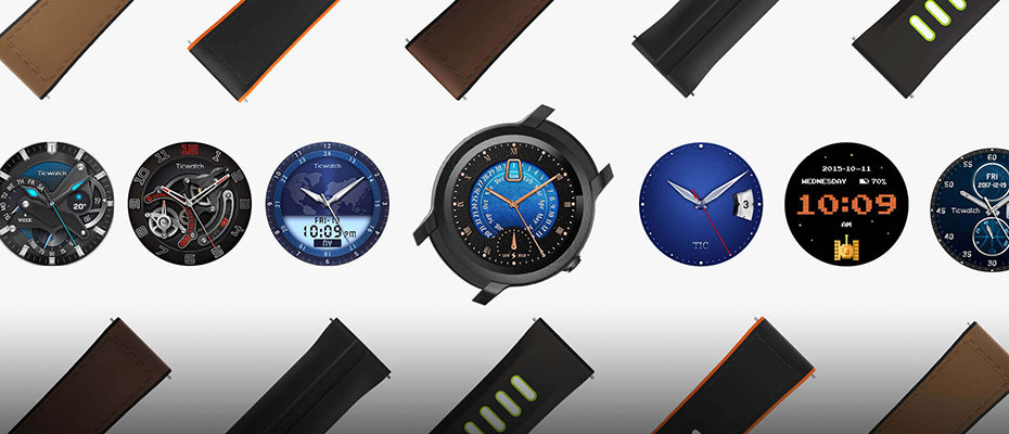 Ticwatch E2 Sport Watch ซื้อ