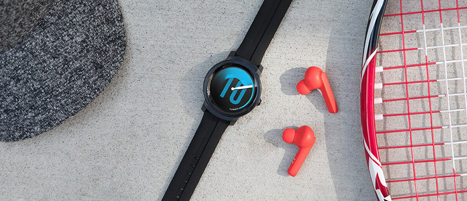 Ticwatch E2 Sport Watch ขาย