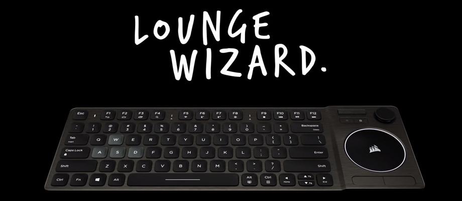 คีย์บอร์ดไร้สาย Corsair K83 Wireless Keyboard รีวิว