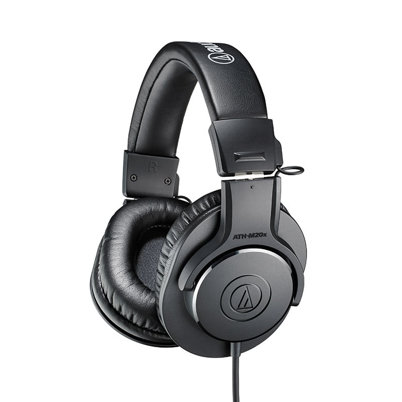 หูฟัง Audio-Technica ATH-M20x Headphone