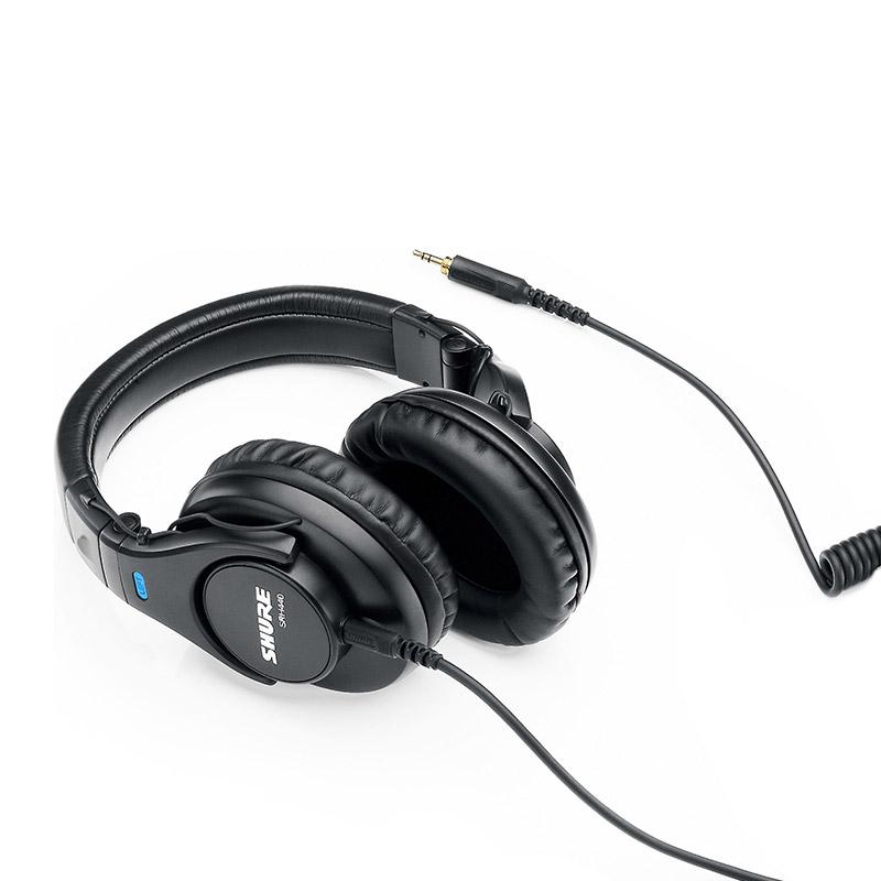 หูฟัง Shure SRH440 Headphone