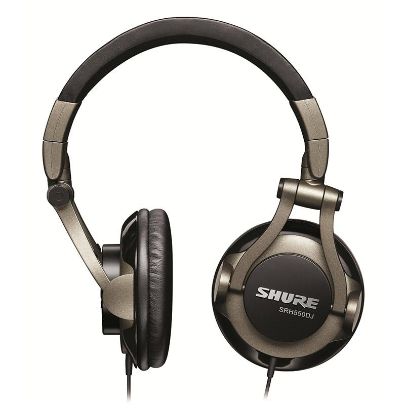 หูฟัง Shure SRH550DJ Headphone