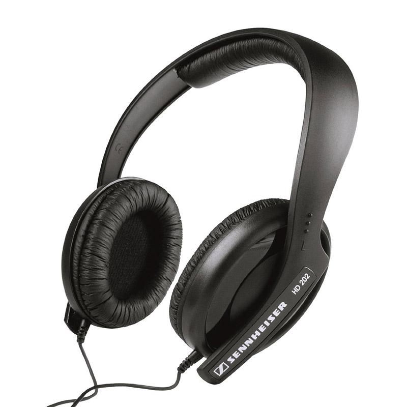 หูฟัง Sennheiser HD 202 II Over-Ear Headphone