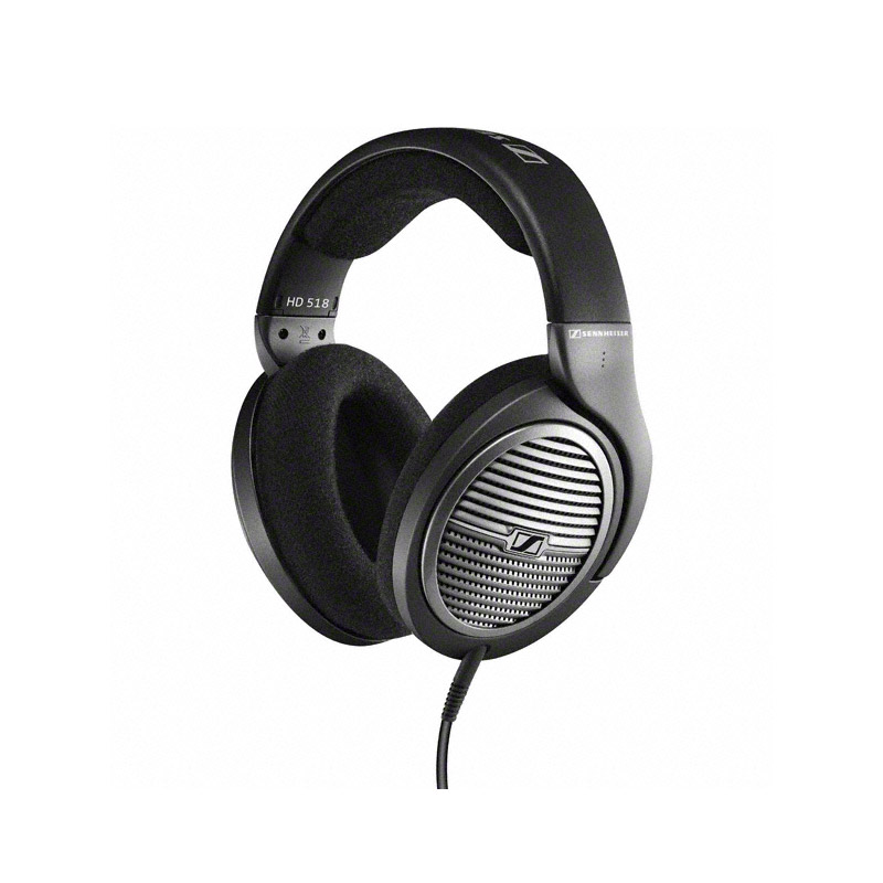 หูฟัง Sennheiser HD 518 Over-Ear Headphone