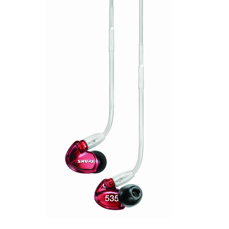 หูฟัง Shure SE535LTD In-Ear Headphone