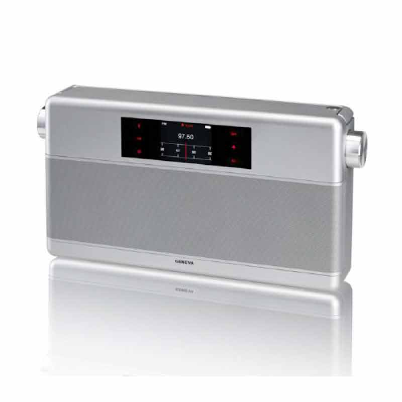 ลำโพง Geneva World Radio Bluetooth Speaker