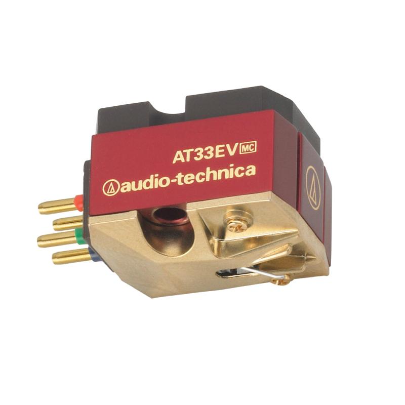 หัวเข็มแผ่นเสียง Audio Technica AT33EV