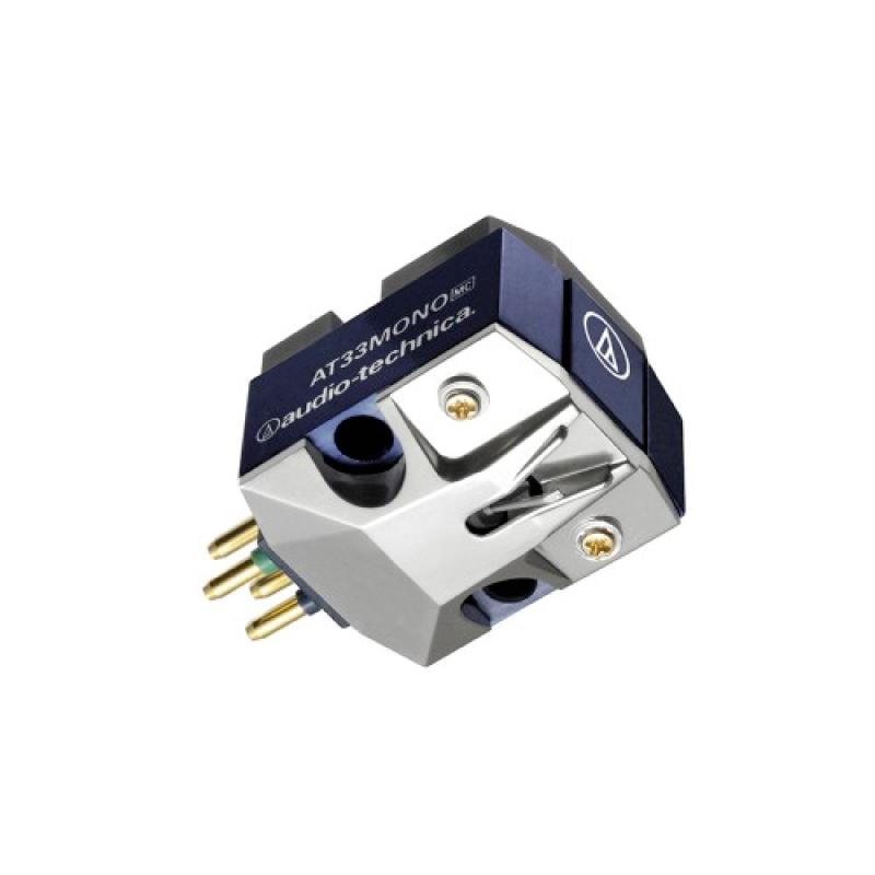 หัวเข็มแผ่นเสียง Audio Technica AT33MONO