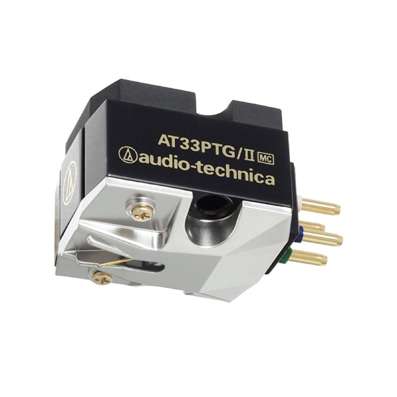 หัวเข็มแผ่นเสียง Audio Technica AT33PTG/II