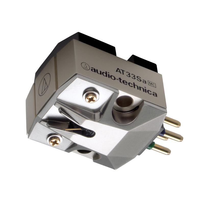 หัวเข็มแผ่นเสียง Audio Technica AT33Sa