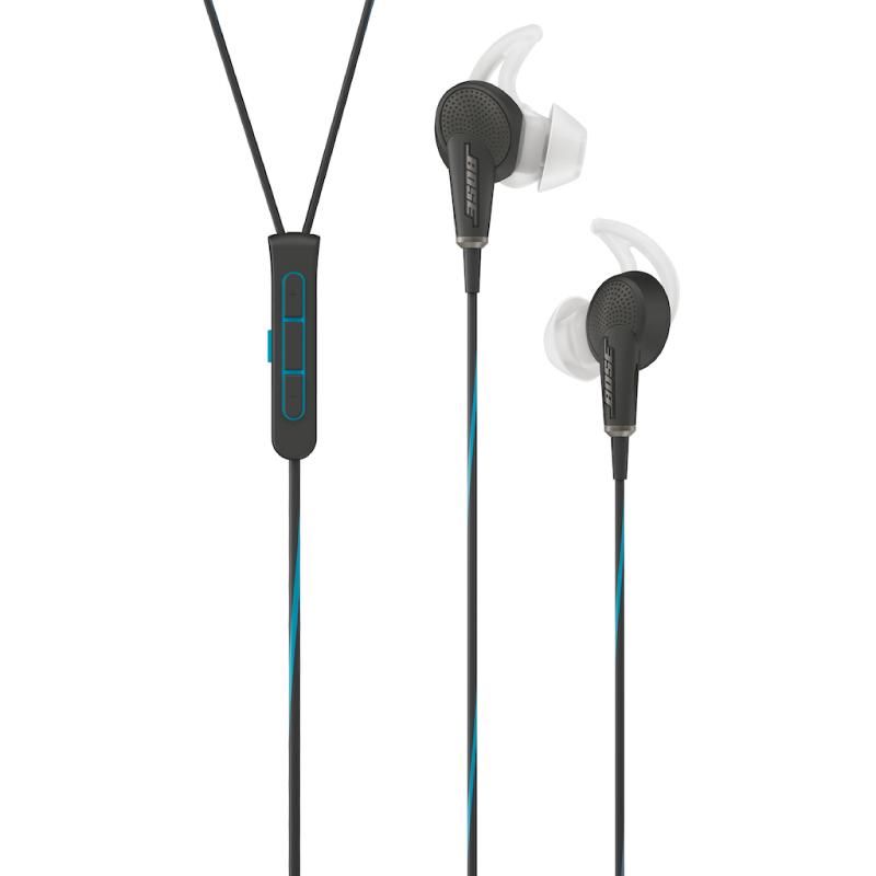 หูฟัง Bose QuietComfort QC20 Noise Cancelling In-Ear (iOS)