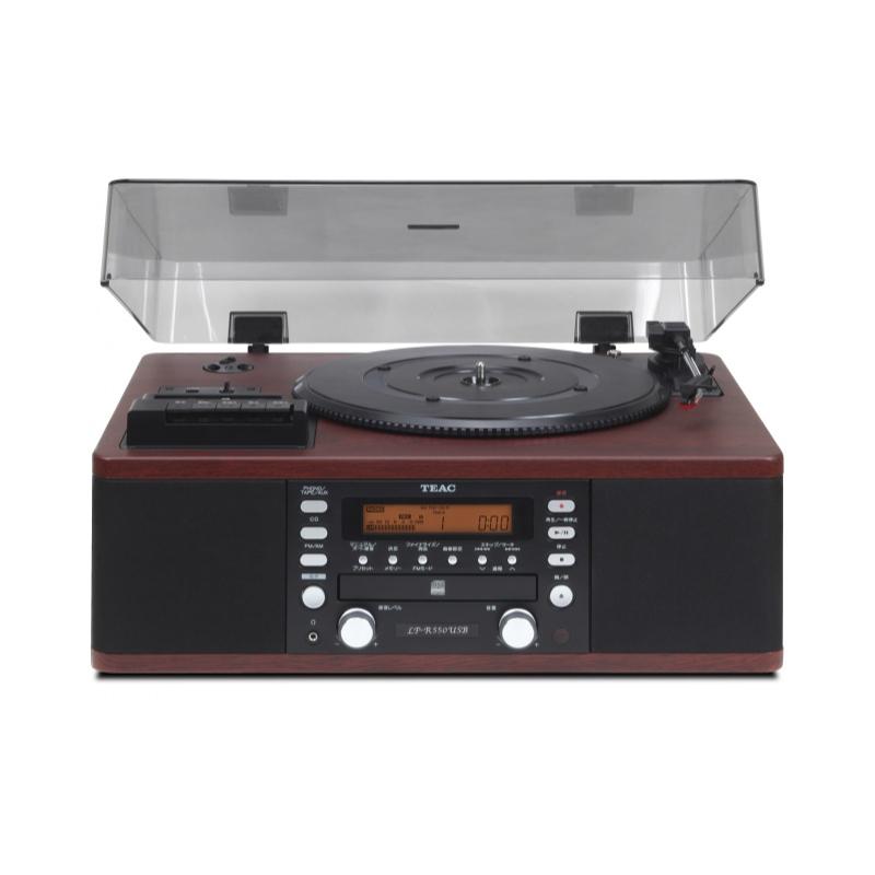 เครื่องเล่นแผ่นเสียง Teac LP-R550USB