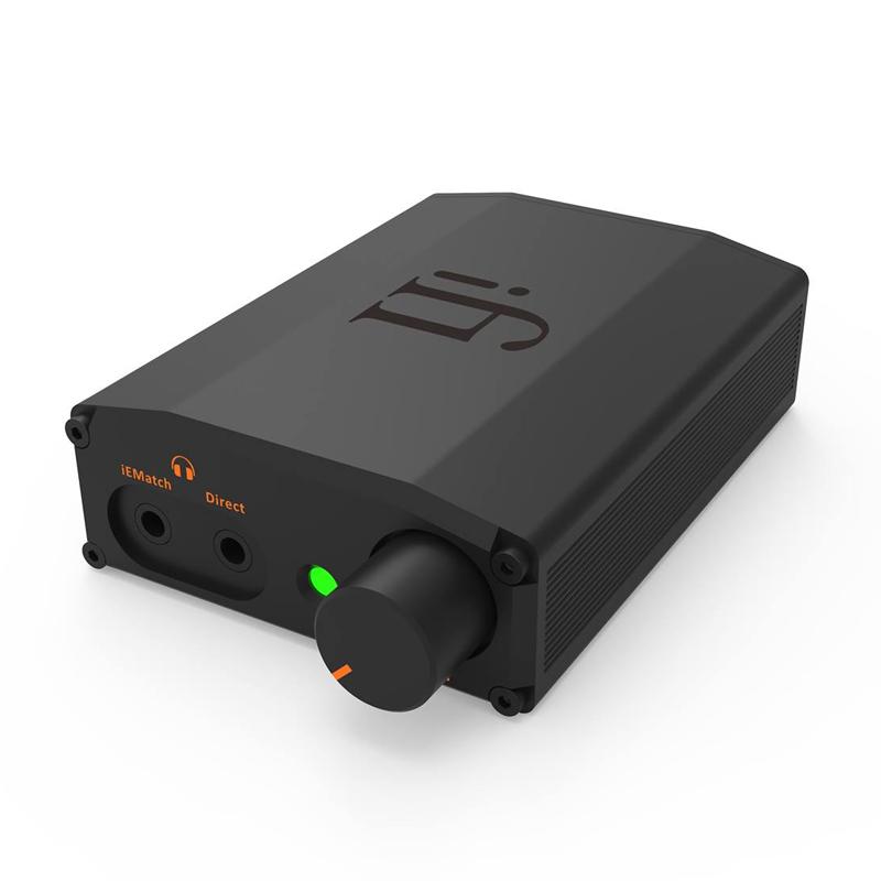 iFi Nano iDSD BL Dac-Amp