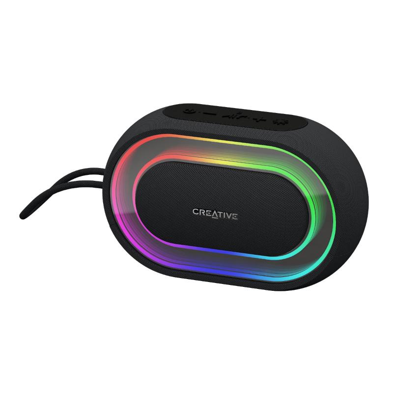 ลำโพง Creative Halo Bluetooth Speaker