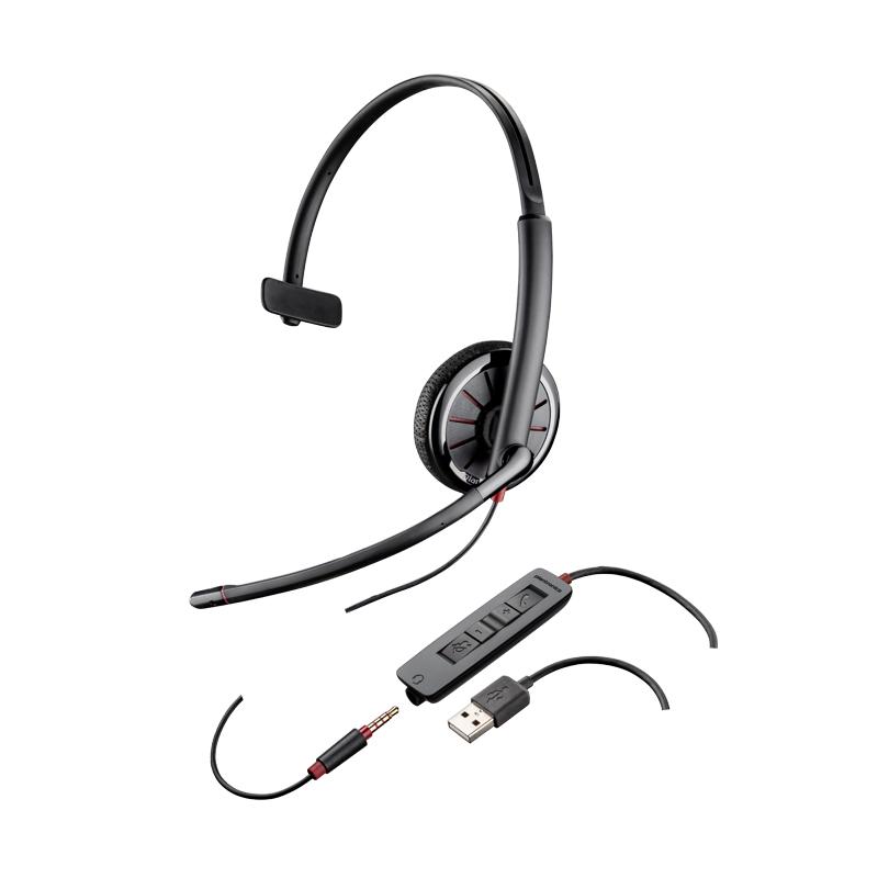 หูฟัง Plantronics Blackwire C315.1-M Headset