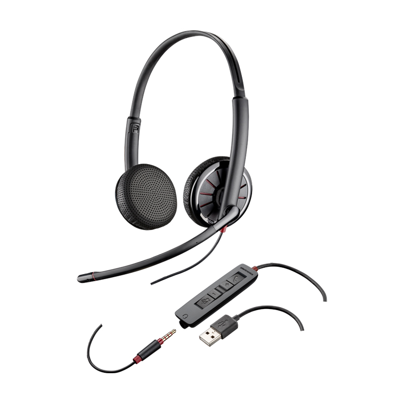 หูฟัง Plantronics Blackwire C325.1-M Headset