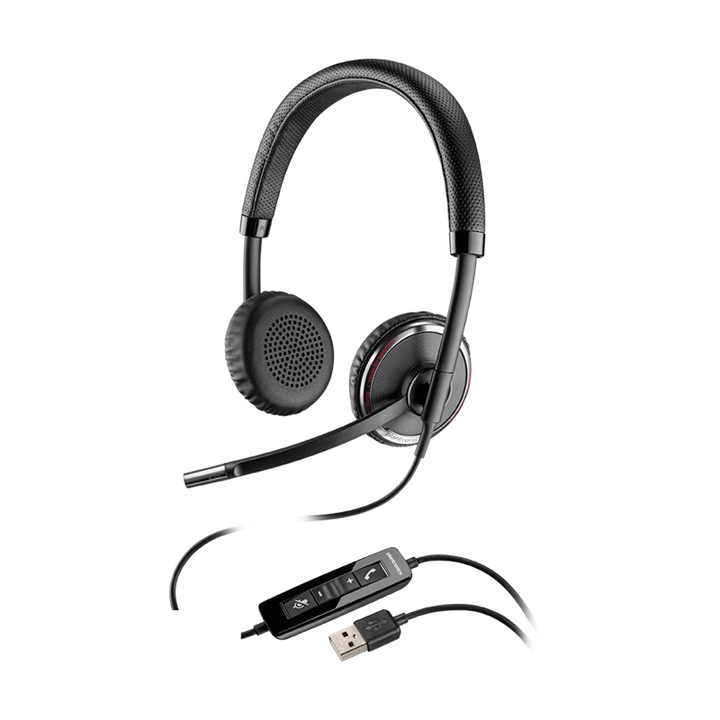 หูฟัง Plantronics Blackwire C720-M Headset
