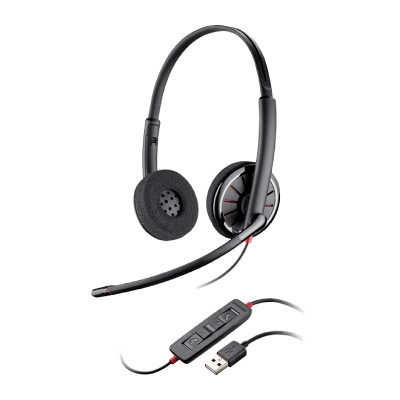 หูฟัง Plantronics Blackwire C320-M Headset
