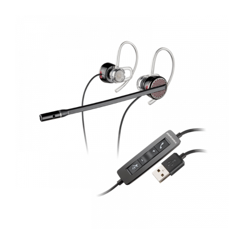 หูฟัง Plantronics Blackwire C435-M Headset