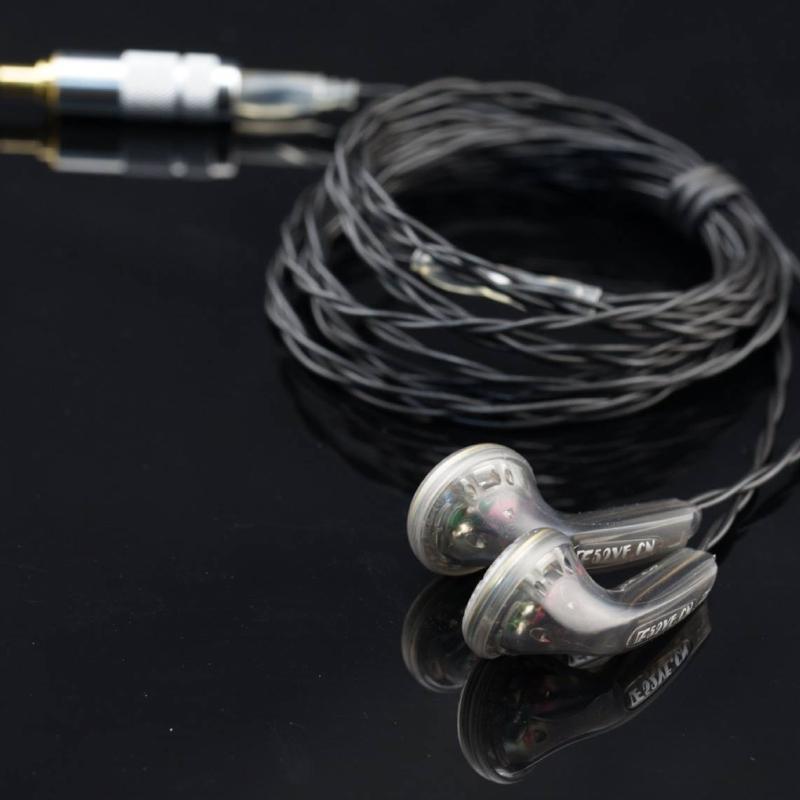หูฟัง VE ZEN 2.0 Earbud Black Edition