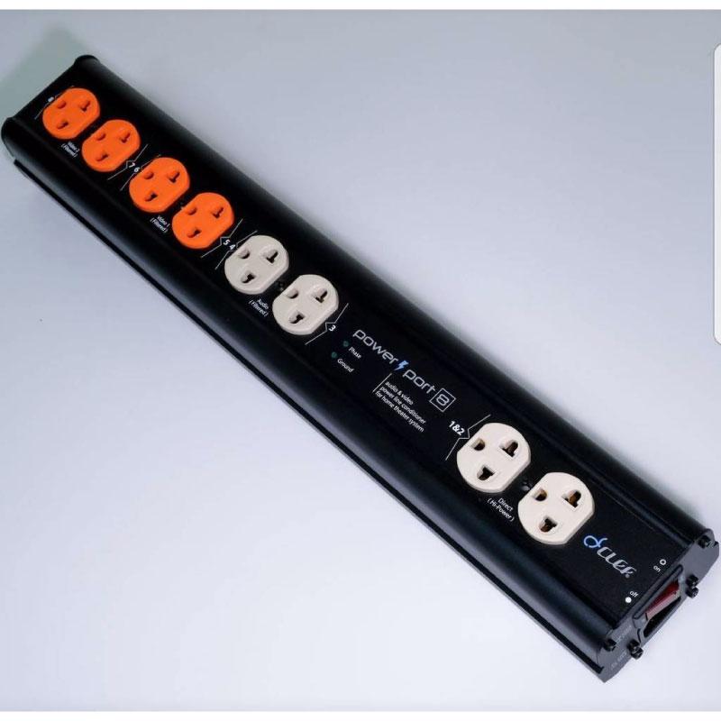 ปลั๊กไฟ Clef Audio Powerport 8 ช่อง 2 เมตร