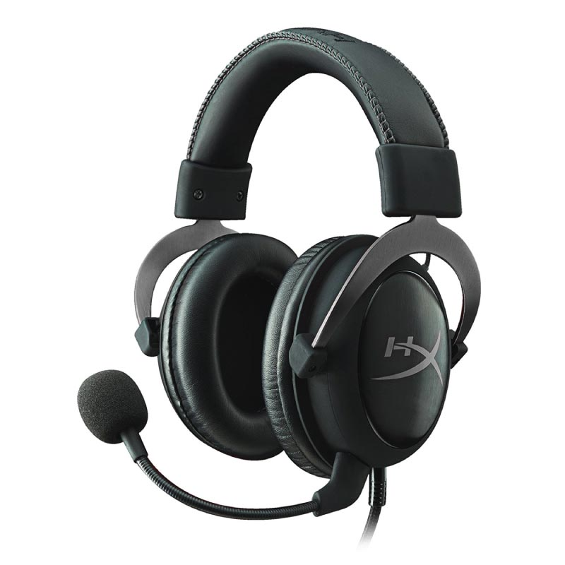 หูฟัง HyperX Cloud II Headphone