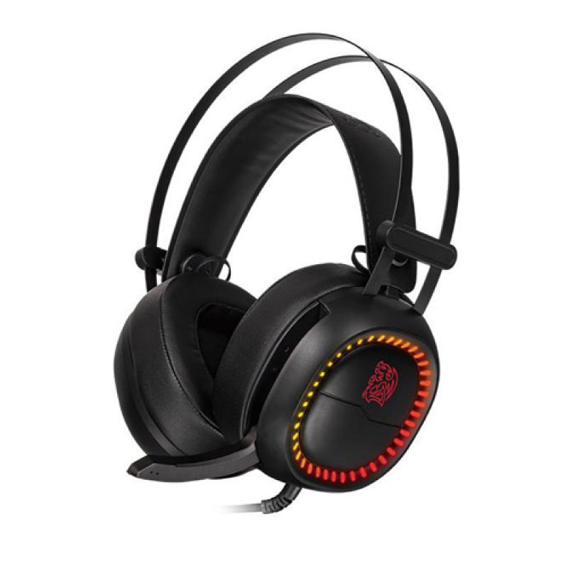 หูฟัง Tt eSPORTS Shock Pro RGB Headphone