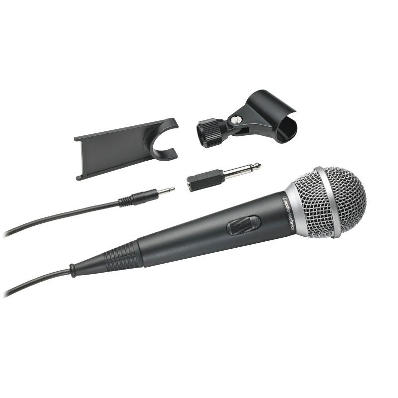 ไมโครโฟน Audio-Technica ATR1200 Cardioid Dynamic Vocal/Instrument Microphone