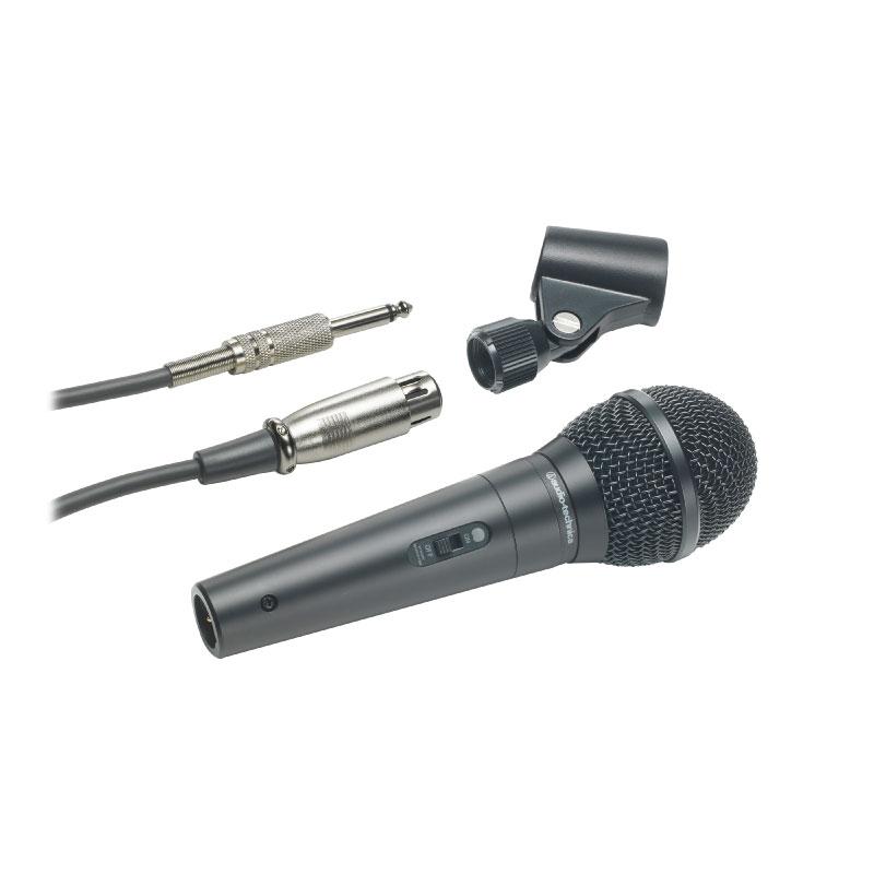 ไมโครโฟน Audio-Technica ATR1300 Unidirectional Dynamic Vocal/Instrument Microphone