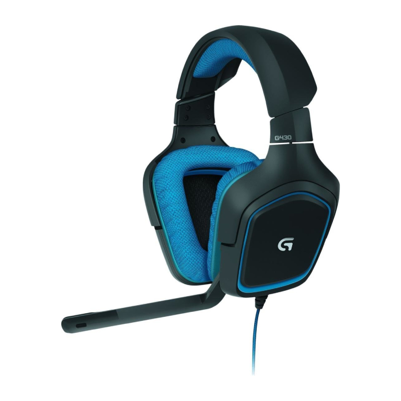 หูฟัง Logitech G430 Headphone