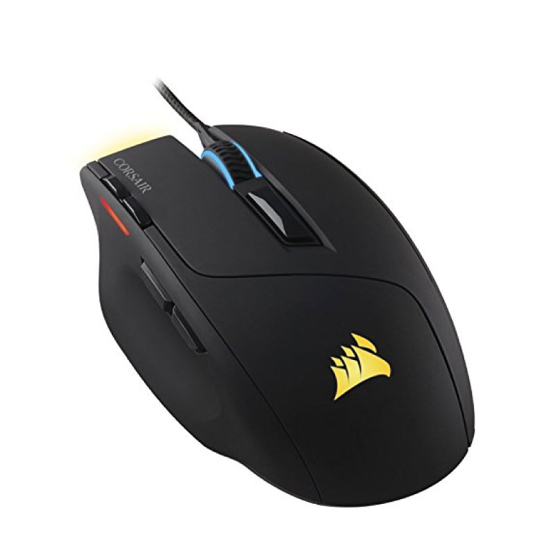 เมาส์ Corsair Sabre RGB 10K Gaming Mouse