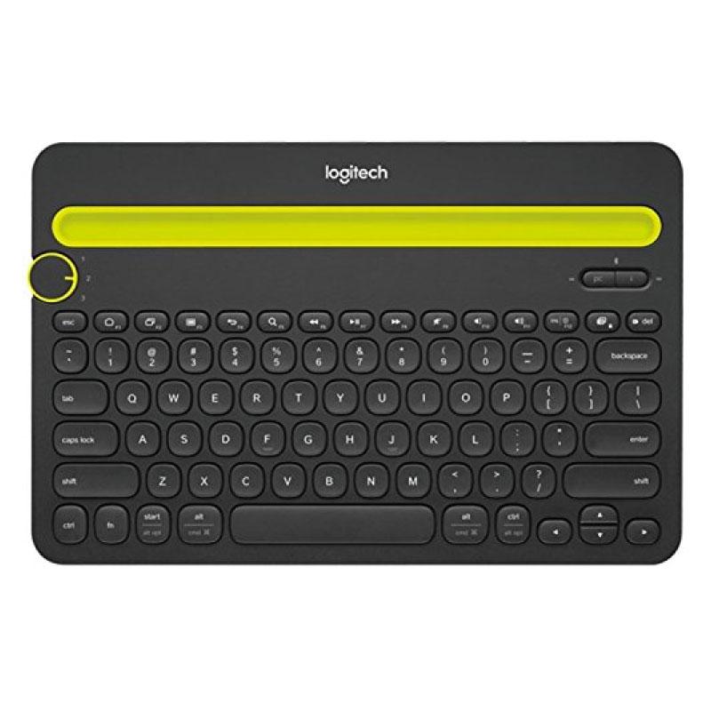 คีย์บอร์ดไร้สาย Logitech K480 Multi-Device Keyboard