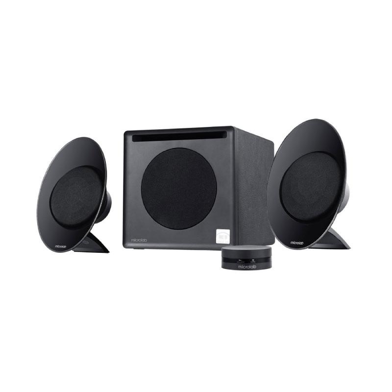 ลำโพงไร้สาย Microlab FC50BT Bluetooth Speaker