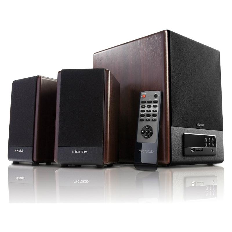 ลำโพง Microlab FC530u Speaker