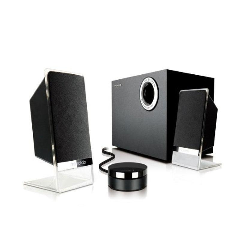 ลำโพง Microlab M200 Platinum Speaker