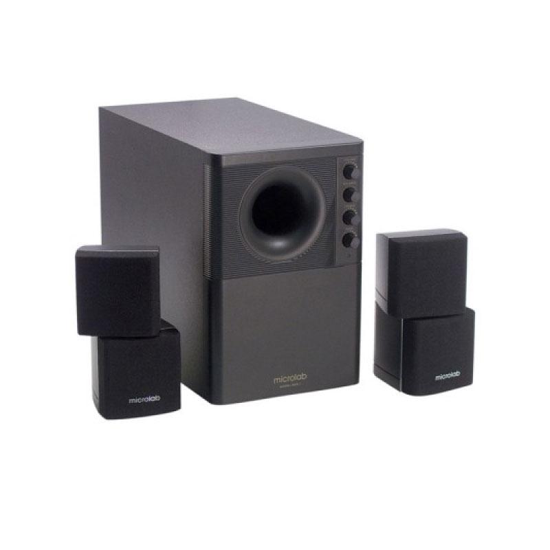 ลำโพง Microlab X3 2.1 Speaker