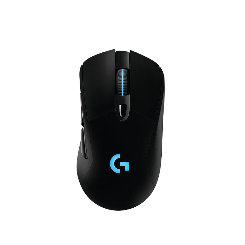 เมาส์ไร้สาย Logitech G703 Hero Wireless Gaming Mouse