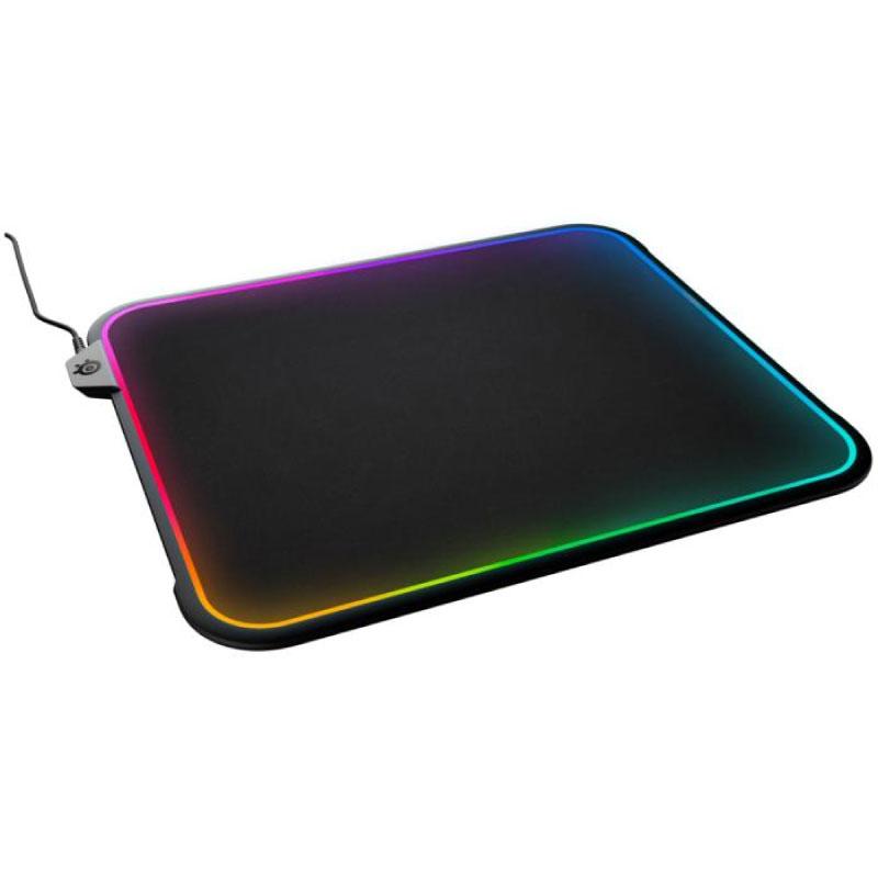 แผ่นรองเมาส์ SteelSeries QcK Prism Mousepad