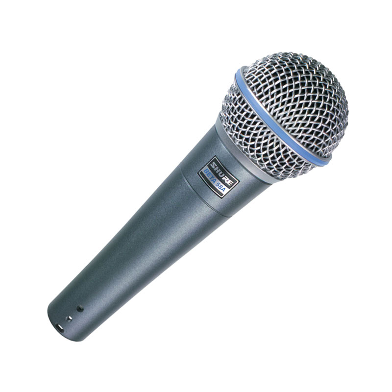 ไมโครโฟน Shure BETA 58A-X Microphone