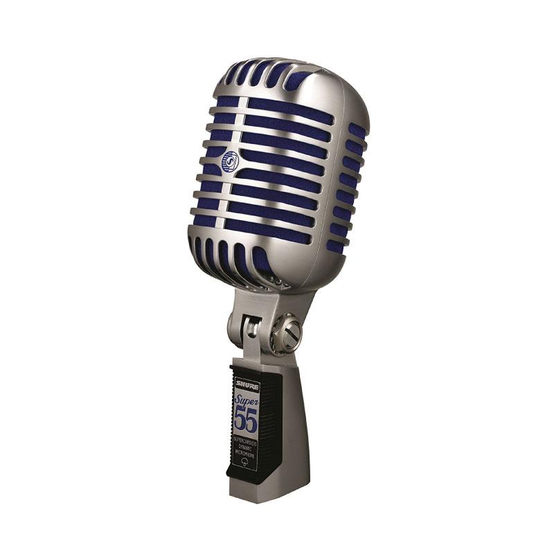 ไมโครโฟน Shure Super55-X Microphone