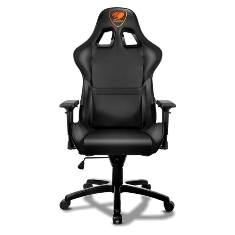 เก้าอี้ Cougar Armor Black Gaming Chair