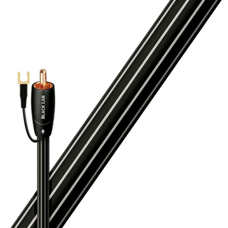 สาย Audioquest Black Lab Subwoofer Cable ยาว 3 เมตร
