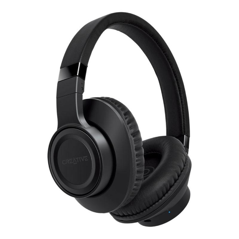 หูฟังไร้สาย Creative Outlier Black Headphone