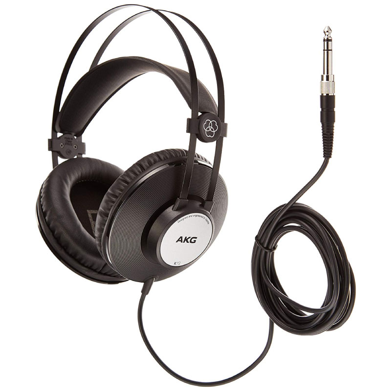 หูฟัง AKG K72 Headphone
