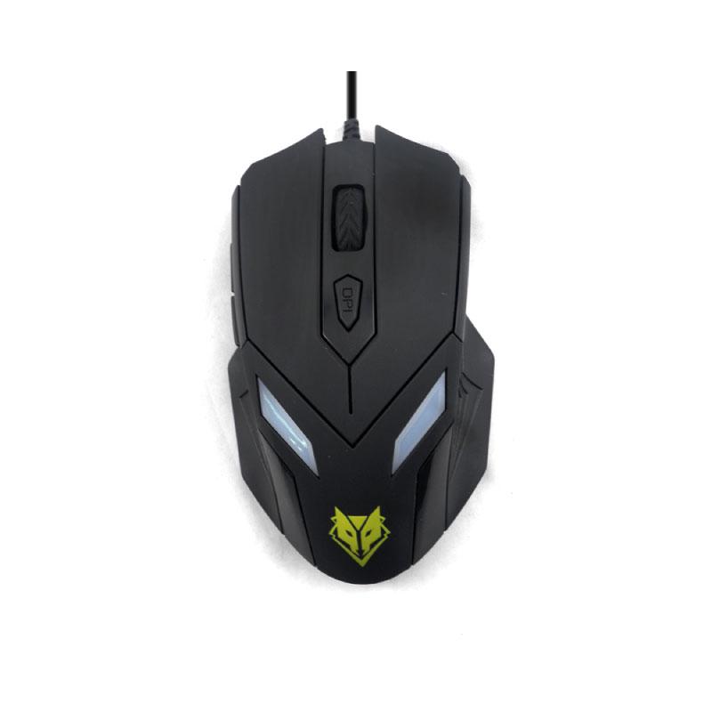 เมาส์ Nubwo Phelan NM 018 Gaming Mouse